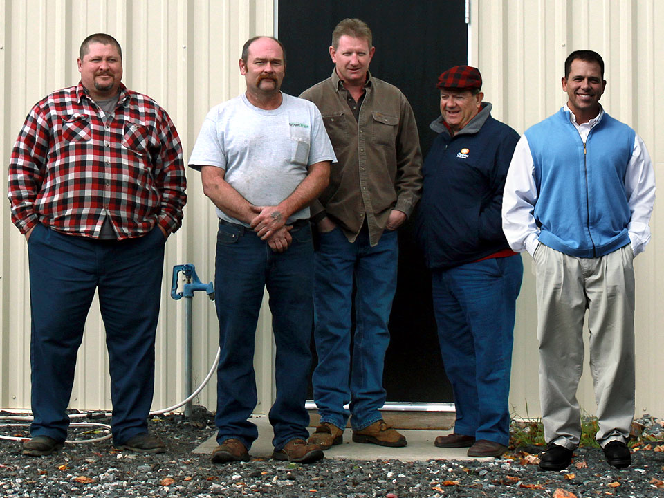 Grogan Waste Services is locally owned and operated.