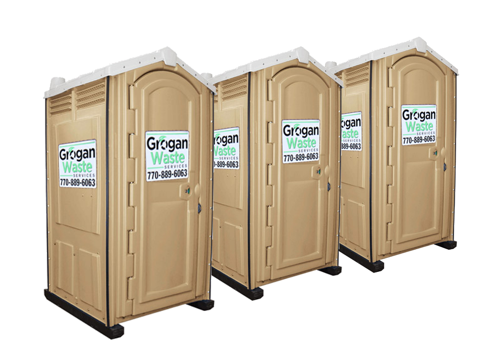 Fast portable toilet rental or porta potties in atlanta ga for Porta john rental