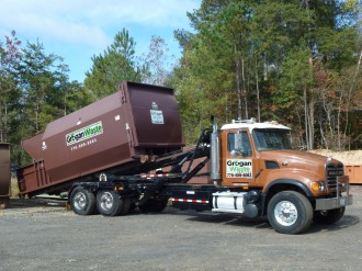 Waste Compactor - Grogan Waste Services
