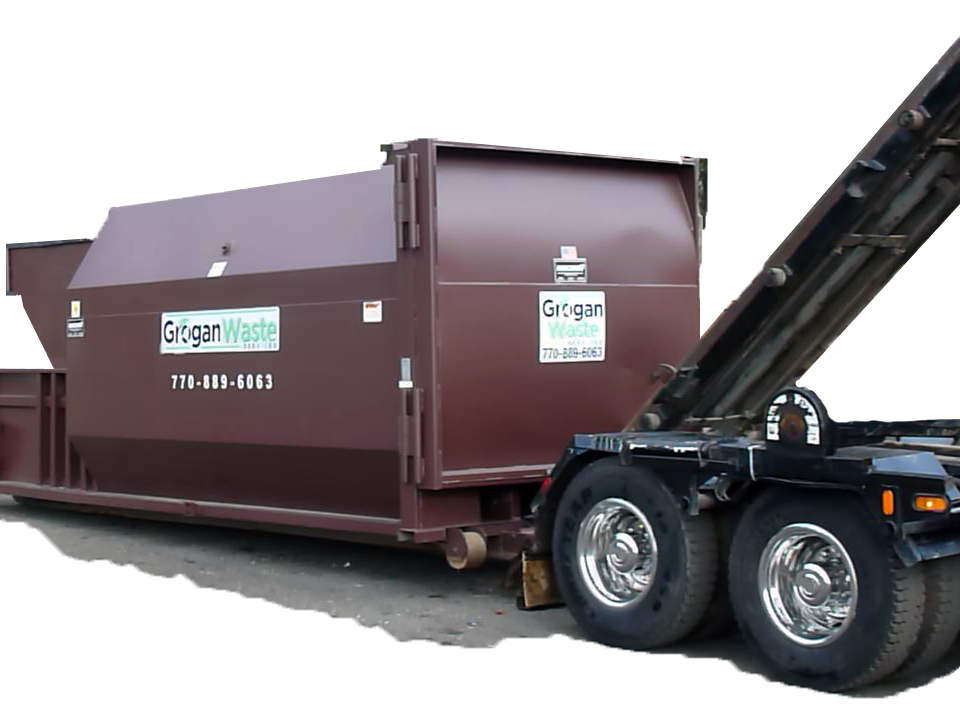 Waste Compactor for commerical waste disposal