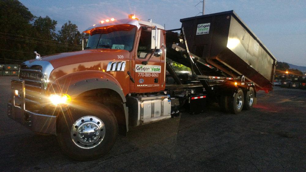 Roll Off Dumpster Rental Atlanta Ga Affordable Trash